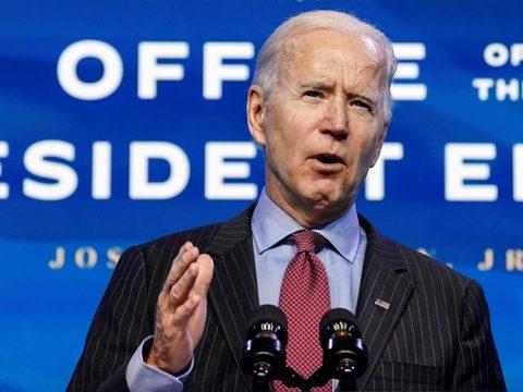 Joe Biden Janji Pulihkan Ekonomi AS dan Ciptakan 18 Juta Pekerjaan