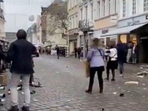 Mobil Tabrak Pejalan Kaki di Trier Jerman, Tewaskan 5 Orang Termasuk Bayi
