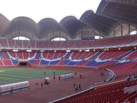 Daftar 10 Stadion Sepak Bola Terbesar di Dunia, Nomor 9 dari Asia