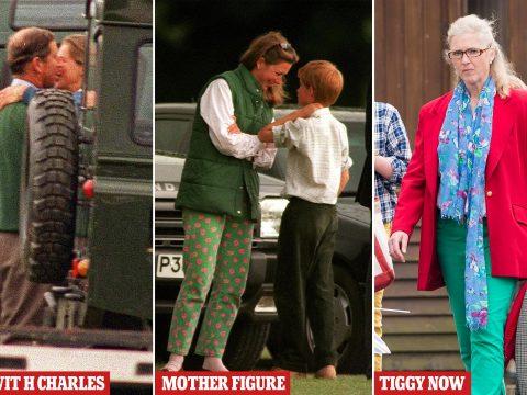 Mengenal Sosok Tiggy Legge-Bourke, Pengasuh Anak Putri Diana yang Kontroversial