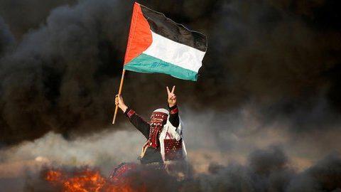Presiden Mesir Al-Sisi Tegaskan Dukungan ke Palestina