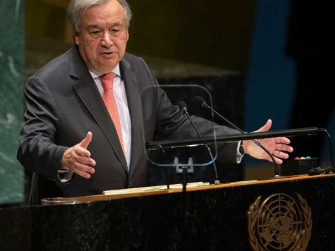 PBB: Pulih dari Pandemi COVID-19, Dunia Butuh Bantuan Dana Hingga Rp 496 T